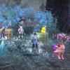 幻惑の森で魔物種相手に戦闘。VHで☆12武器がドロップ。[PSO2]